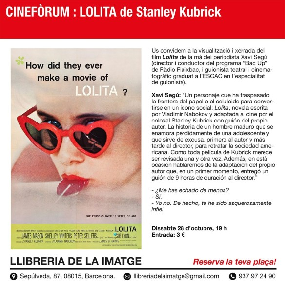 Cinefòrum-Lolita