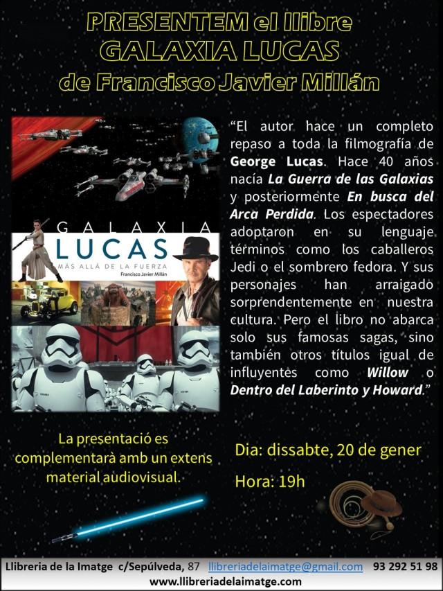 CARTELL GALAXIA LUCAS