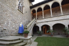 Castell santa florentina Canet de Mar