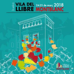 cartell vila llibre Montblanc