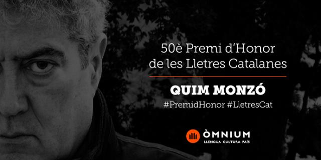 QUIM MONZÓ premi_honor