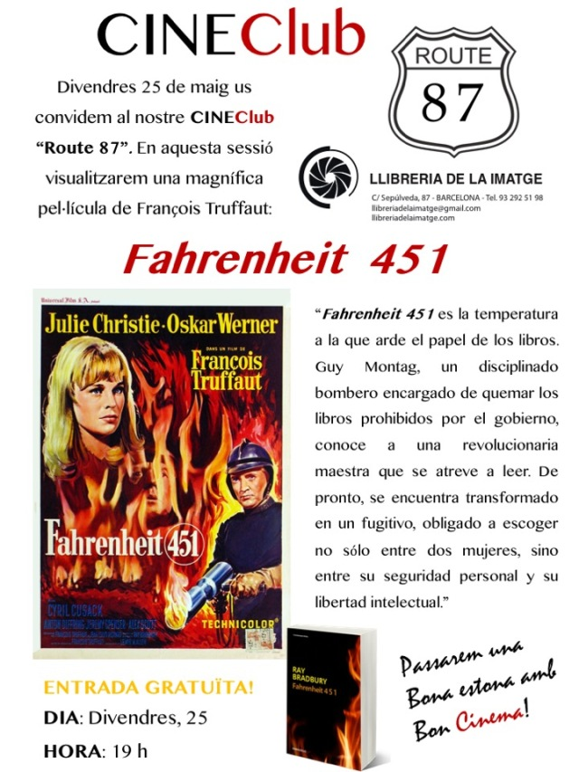 Cine Club Fahrenheit