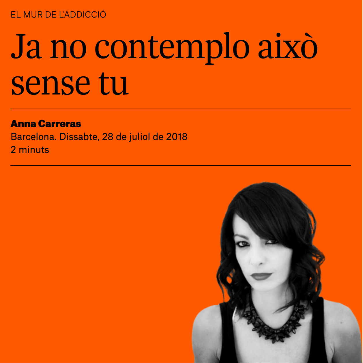 LA LLANÇA ANNA C. FOTO