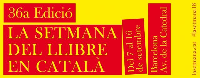 cartell oficial data La Setmana