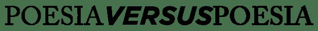 Logo allargat_POESIAVERSUSPOESIA