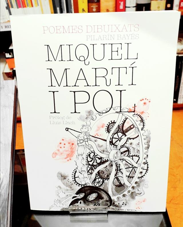 Portada llibre Miquel Martí Pol