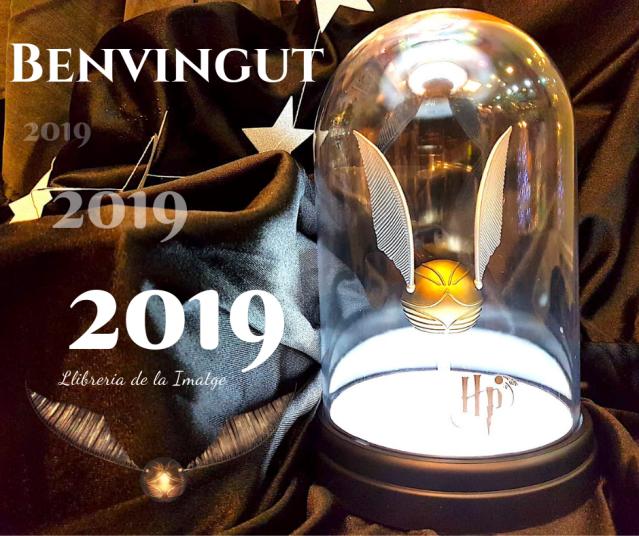 BENVINGUT 2019