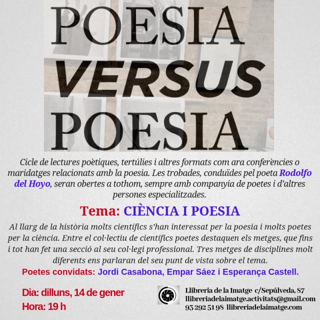 cartell xarxes poesia vs poesia gener