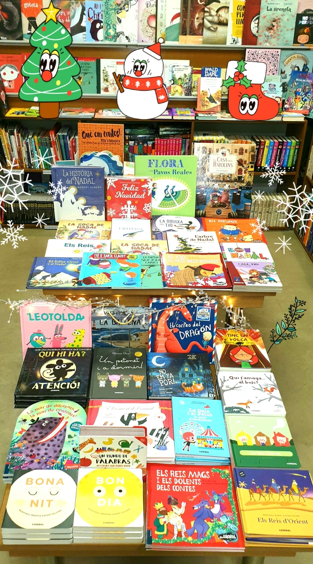 foto llibres inf nadal