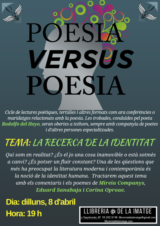 CARTELL POESIA VS POESIA ABRIL