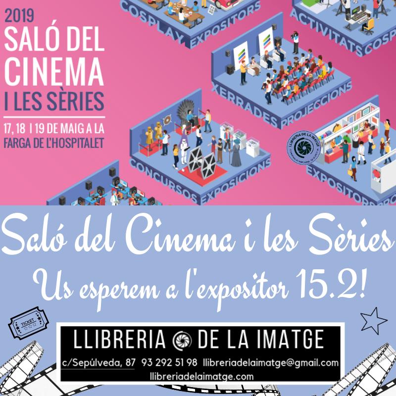 Cartell Llibreria Saló del Cinema