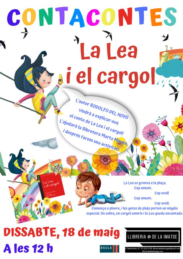CONTACONTES LA LEA I EL CARGOL