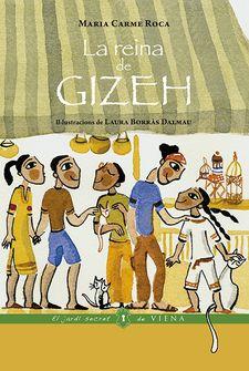 La reina de Gizeh portada