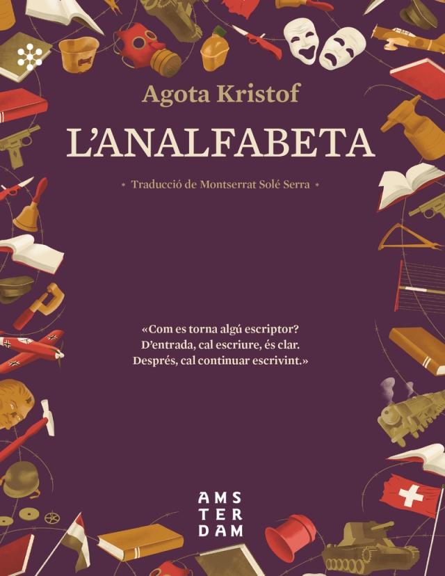 L'ANALFABETA_KRISTOF